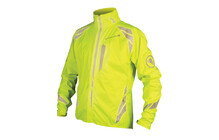 Endura Men's Luminite II Jacke neon gelb